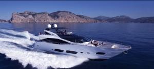 Luxury Motoryacht Charter