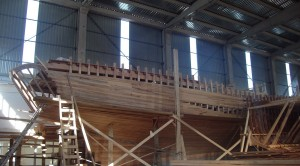 Luxury Yachts Building