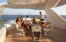Luxury Motoryacht Charter in Turkey