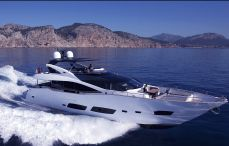 Luxury Motoryacht Charter Turkey