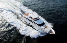 Luxury Motoryacht in turkey