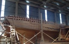 Luxury Yacht Building Turkey