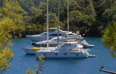 Luxury yacht charter contact