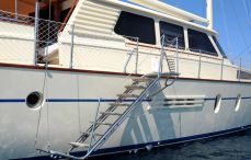 Luxury yachts charter contact